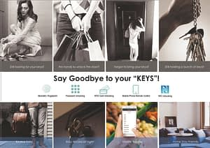 thumbnail of IOTX Retina IOT Smart Doorlock Leaflet